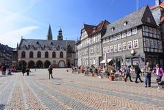 Goslar Fotografia Stock Libera da Diritti