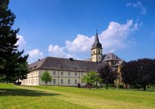 Goslar Abbey Grauhof Immagine Stock