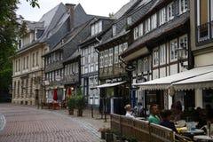Goslar. CIRCA JULY 2011 - GOSLAR: the old part of the city of Goslar, Germany Stock Photos