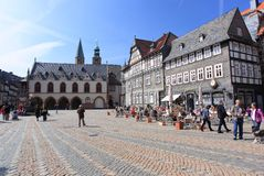 Goslar Royalty Free Stock Photography