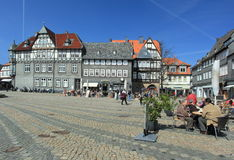 Goslar Royalty Free Stock Photography
