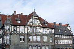 Goslar lägre Sachsen, Tyskland Arkivbild