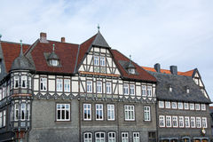 Goslar,  Lower Saxony, Germany. Goslar is a historic town in Lower Saxony, Germany. It is the administrative centre of the district of Goslar and located on the Stock Photography