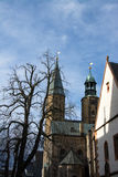 Goslar,  Lower Saxony, Germany Stock Photos