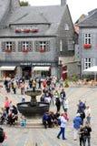 Goslar market place Stock Image