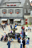 Goslar market place Royalty Free Stock Photo