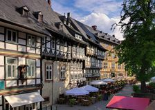 Goslar Marktkirchhof Royalty Free Stock Photo