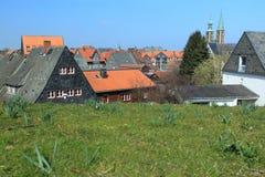 Goslar scenery Royalty Free Stock Image