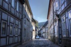 Goslar Tyskland Fotografering för Bildbyråer