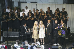 Gospel Choir Stock Image