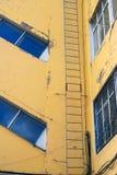 Gosplangarage Architectuur van Konstantin Melnikov in Moskou Stock Foto