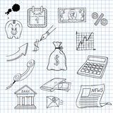 gospodarka ilustracja wektor