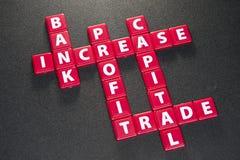 gospodarka biznesowy marketing Zdjęcie Royalty Free