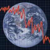 gospodarka globalny świat royalty ilustracja