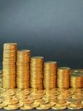 Gospodarka kryzys zdjęcie stock