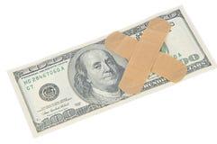 gospodarki chory symbolu świat Zdjęcia Stock