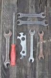 Gospodarstwo domowe naprawy narzędzia Zdjęcie Royalty Free
