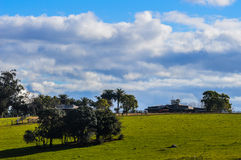 Gospodarstwo rolne Fotografia Royalty Free