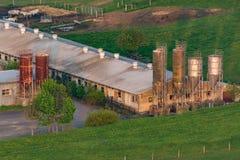Gospodarstwo rolne Zdjęcie Royalty Free