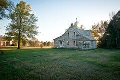 Gospodarstwo rolne stary Dom Obrazy Royalty Free
