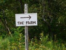 Gospodarstwo rolne--Tennessee fotografia royalty free