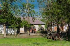 Gospodarstwo rolne w Polska Zdjęcia Royalty Free