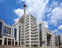 Gosprom Kharkov. Ukraine. Stock Image