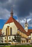 Goss abbotskloster, Leoben, Österrike Fotografering för Bildbyråer