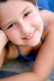 Gosse de sourire Image libre de droits