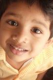Gosse indien heureux Photographie stock