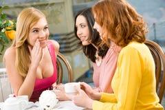 Gossip Stock Photo