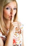 Gossip concept Stock Image