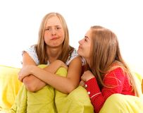 Gossip Night Stock Photo
