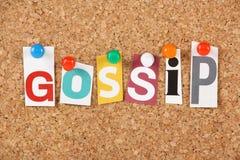 Gossip Royalty Free Stock Photo