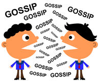 Gossiping Stock Images