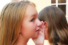 gossiping Стоковая Фотография RF