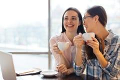 Gossiping at Work royalty free stock photos