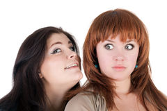 Gossips Stock Photos