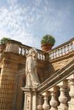 Goste de detalhes em uma casa de campo italiana Imagens de Stock Royalty Free