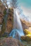 Gostilje vattenfall royaltyfri fotografi