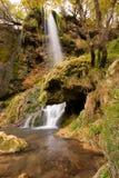 Gostilje Waterfall stock photos
