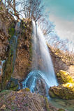 Gostilje waterfalls Royalty Free Stock Photography