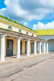 Gostiny Dvor在Kostroma 库存照片
