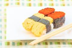 Gosto da culinária do sushi bom Fotos de Stock