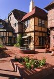 Gosto de vinho, Solvang, Califórnia Fotografia de Stock Royalty Free