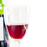 Gosto de vinho tinto Fotografia de Stock