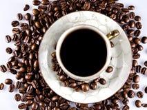 Gosto do café imagem de stock royalty free