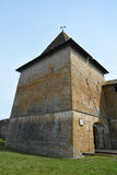 Gosudareva tower of the fortress at Shlisselburg city Royalty Free Stock Image
