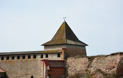 Gosudareva tower of the fortress at Shlisselburg city Stock Photo