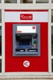 Nowa KBM ATM Obrazy Royalty Free